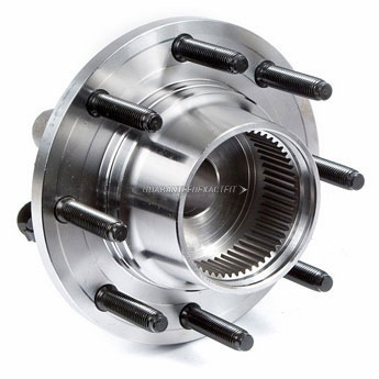 Ford Excursion                      Wheel Hub AssemblyWheel Hub Assembly