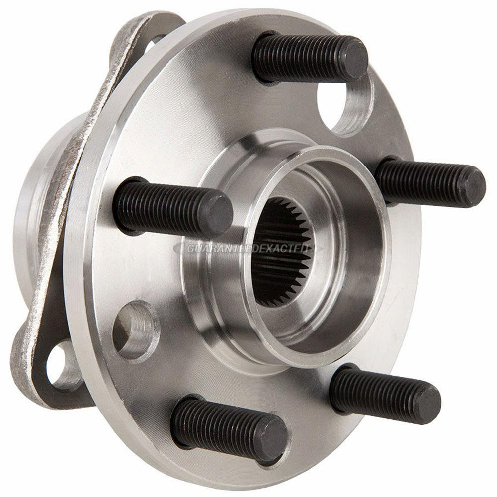 Oldsmobile Firenza                        Wheel Hub AssemblyWheel Hub Assembly