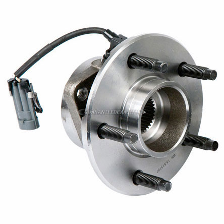 Chevrolet Equinox                        Wheel Hub AssemblyWheel Hub Assembly