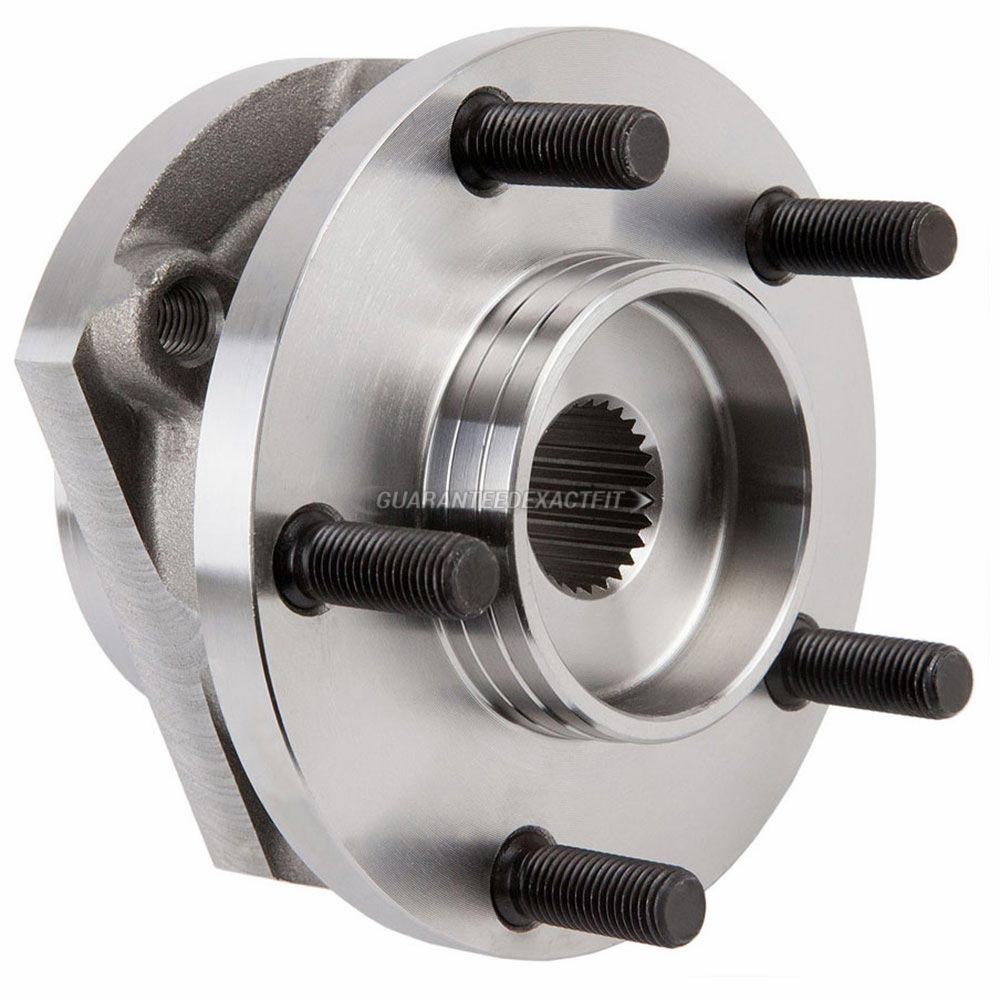 Plymouth Grand Voyager                  Wheel Hub AssemblyWheel Hub Assembly