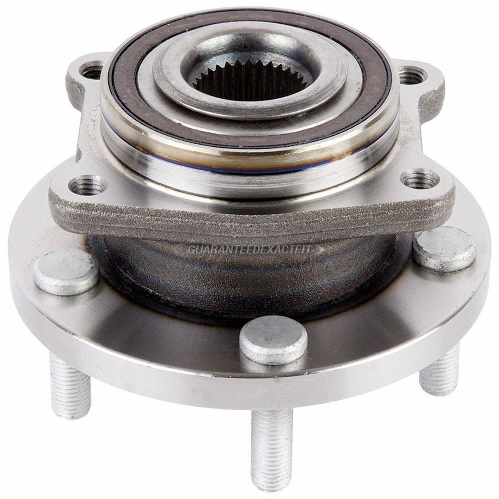 Chrysler 200                            Wheel Hub AssemblyWheel Hub Assembly