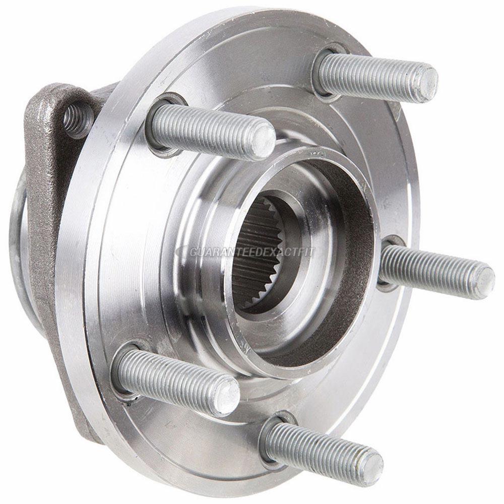 Dodge Avenger                        Wheel Hub AssemblyWheel Hub Assembly