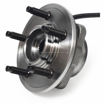 Mercury Mountaineer                    Wheel Hub AssemblyWheel Hub Assembly