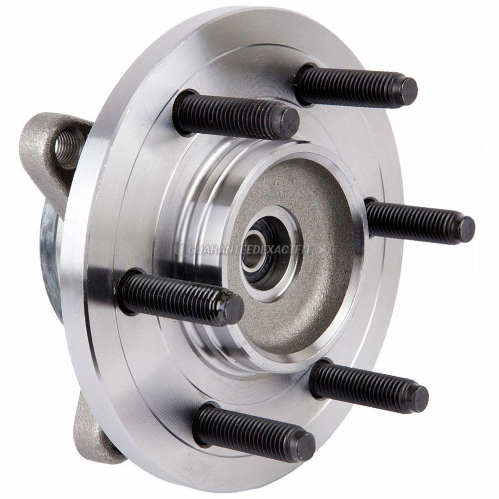 Ford Expedition                     Wheel Hub AssemblyWheel Hub Assembly