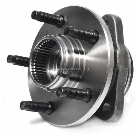 Mazda B-Series Truck                 Wheel Hub AssemblyWheel Hub Assembly