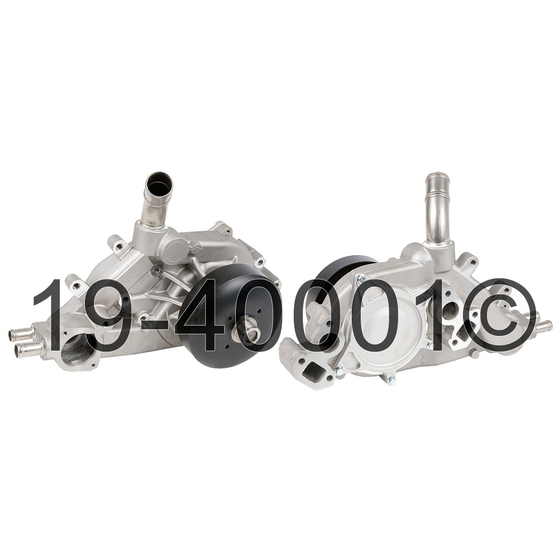 Saab 9-7X                           Water PumpWater Pump