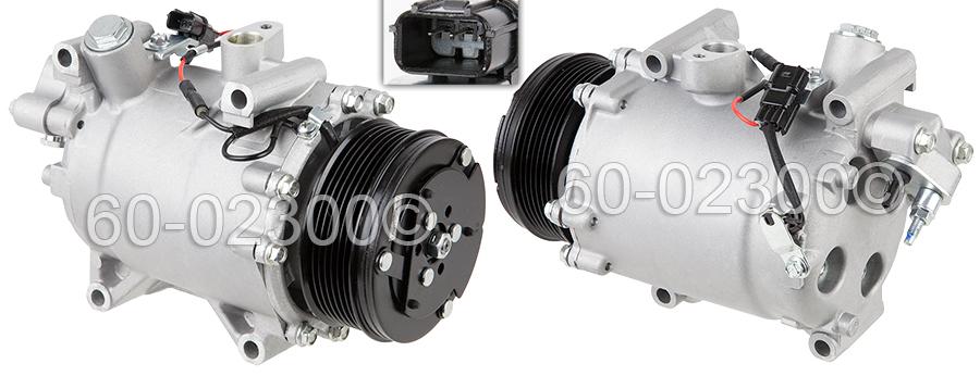 Honda CRV A/C Compressor
