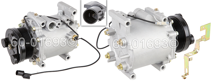 Mitsubishi Endeavor                       A/C CompressorA/C Compressor