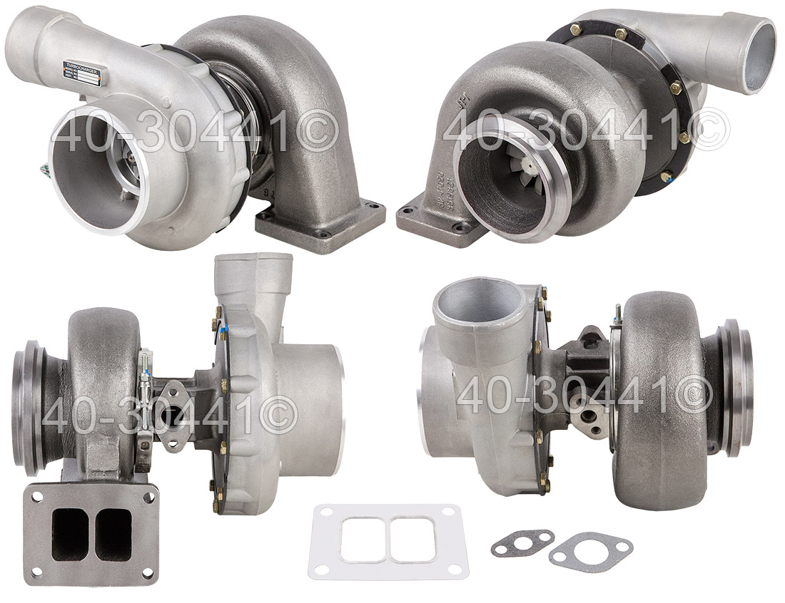 1970 Cummins Engines All Models NTA855 Engines With Holset Turbocharger Number 3529032 Turbocharger