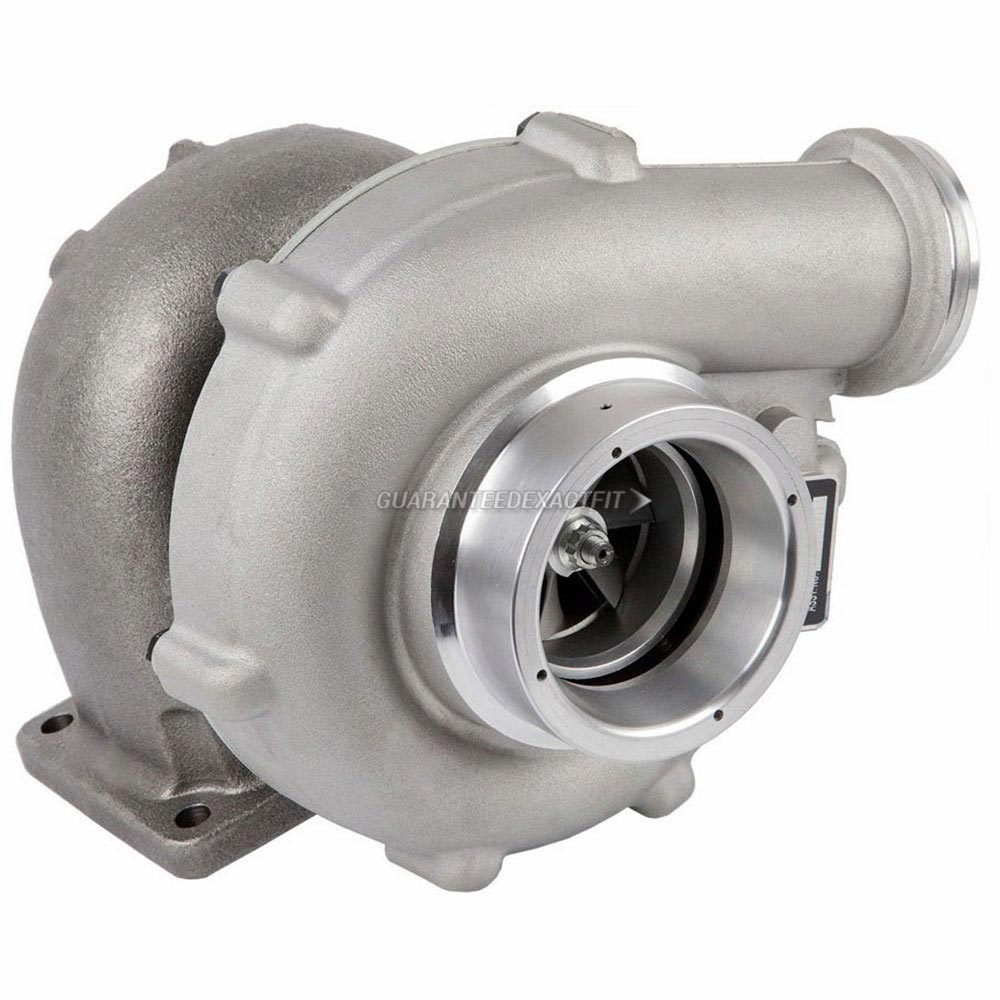 Heavy Duty Turbochargers : Man heavy duty engines all models turbocharger from