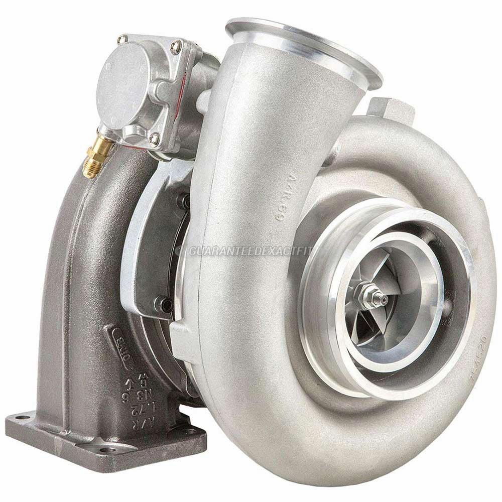 Detroit Diesel Engines All Models Turbocharger