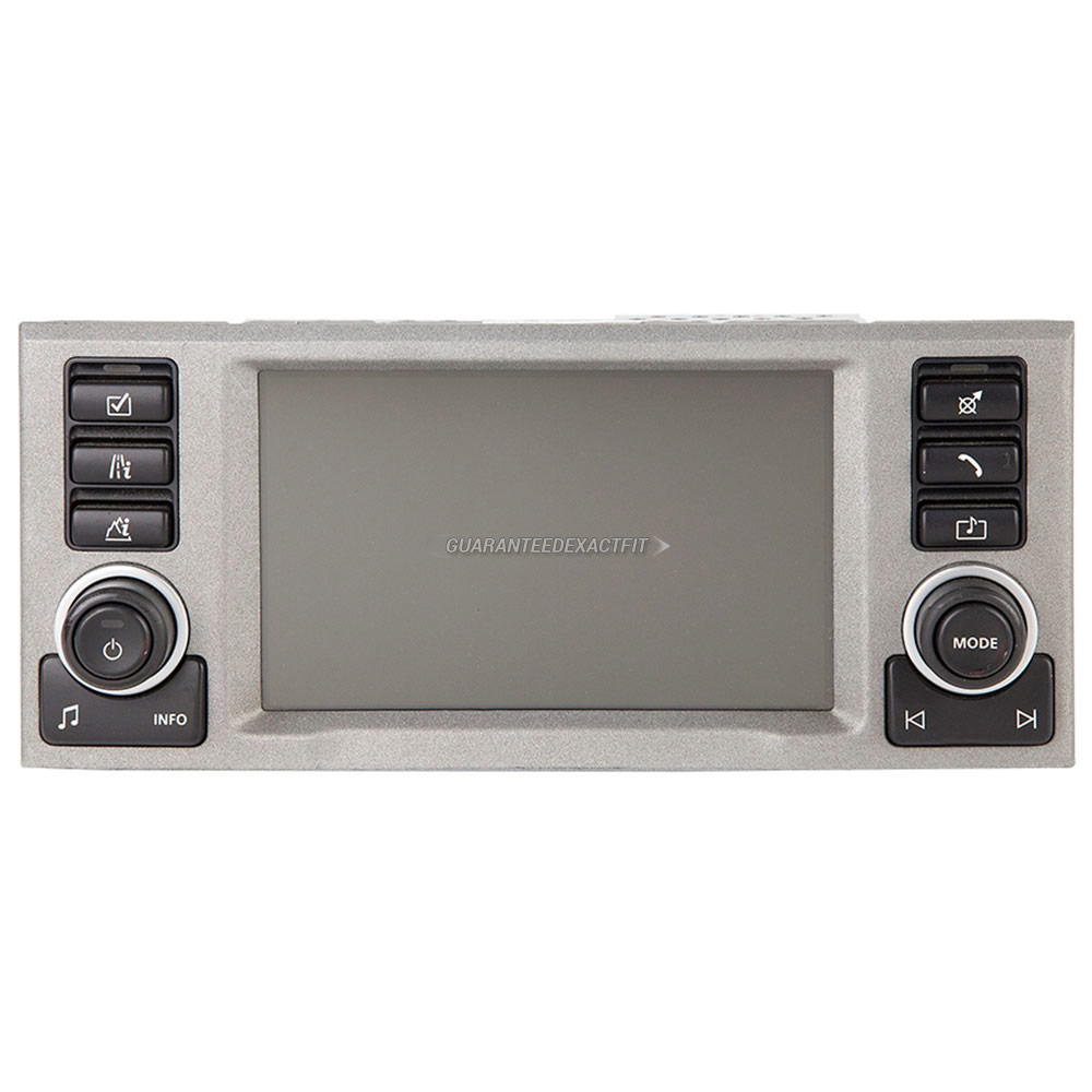 Land_Rover Range Rover                    Navigation UnitNavigation Unit