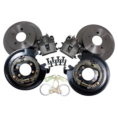 Ford Torino                         Disc Brake Conversion KitDisc Brake Conversion Kit