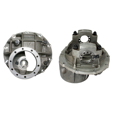 Ford Mustang                        Differential Cases, Dropouts and Spider GearsDifferential Cases, Dropouts and Spider Gears