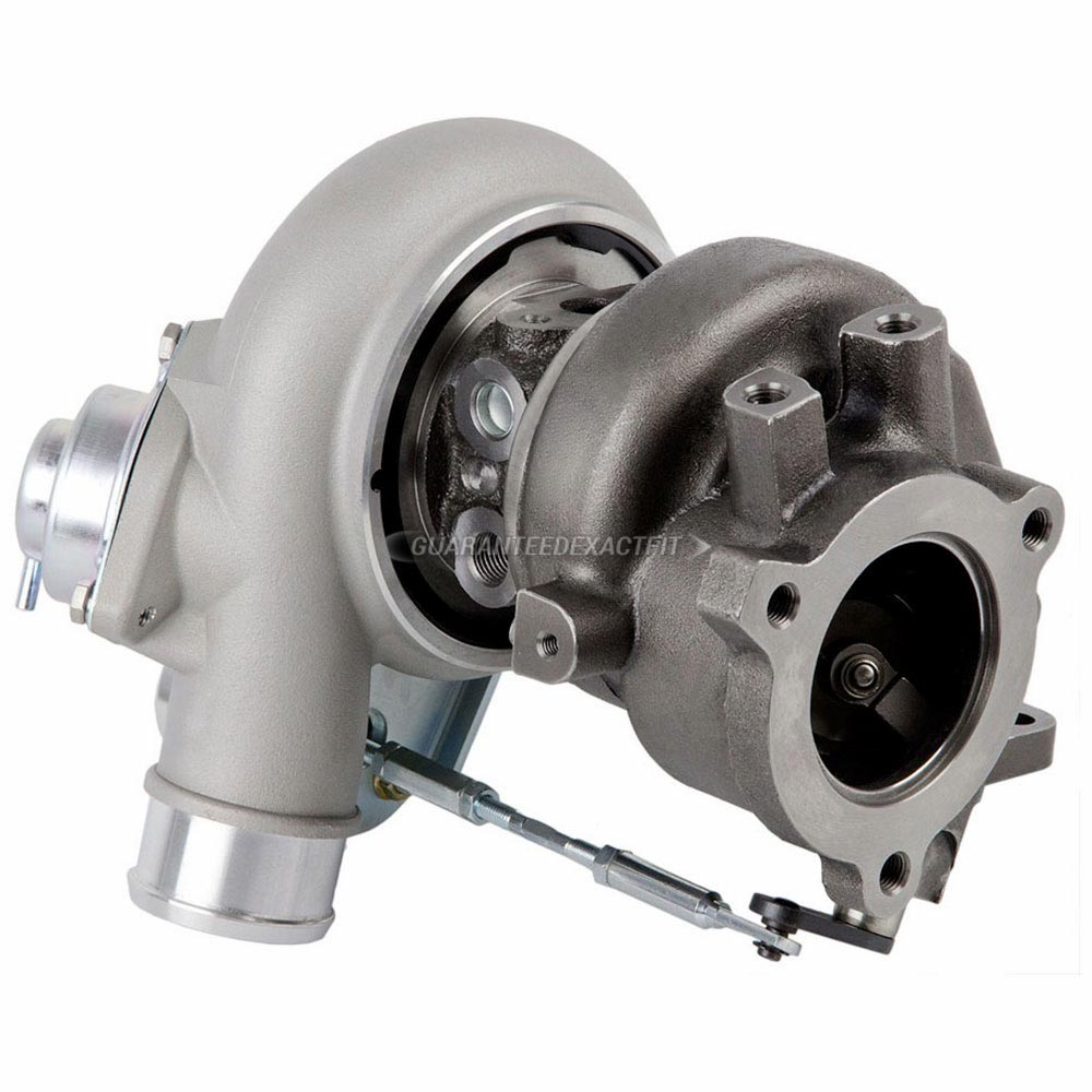 Hyundai Genesis Coupe                  Turbocharger