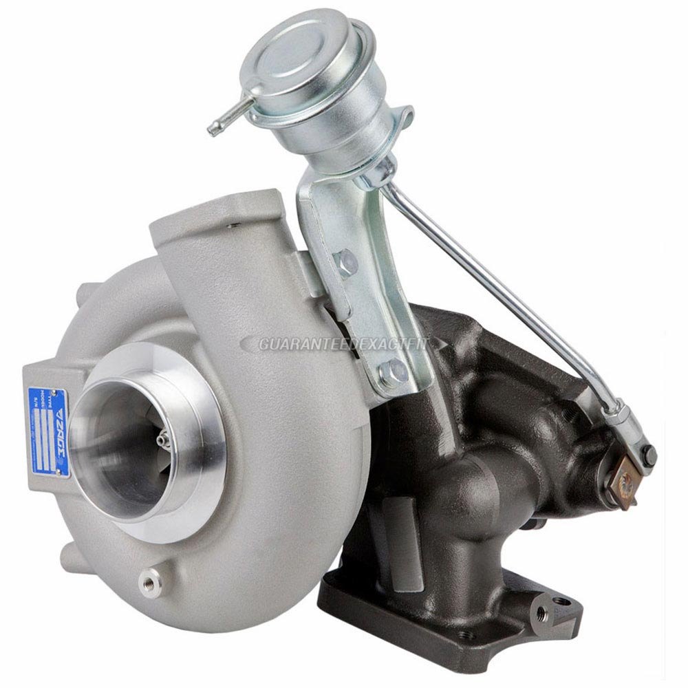 2006 Mitsubishi Lancer Evolution Model [EVO IX] Turbocharger