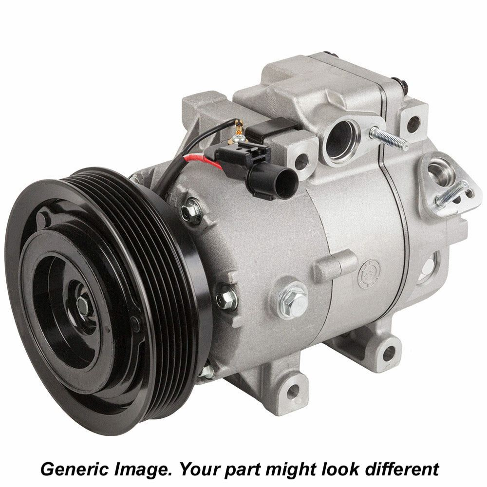 A/C Compressor - OEM & Aftermarket Replacement Parts
