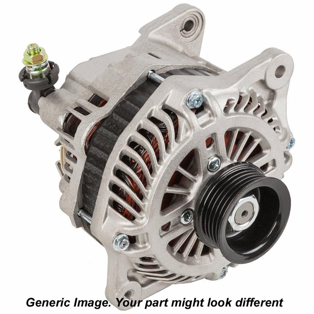 Volkswagen Rabbit Alternator