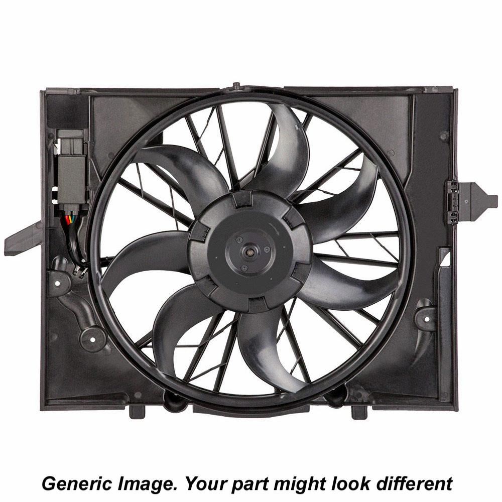 Cooling Fan Assembly Radiator Buy Auto Parts Oldsmobile Engine Coolant