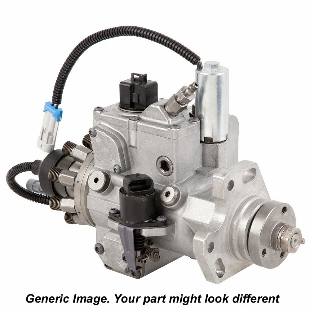 Chevrolet Diesel Injector Pump