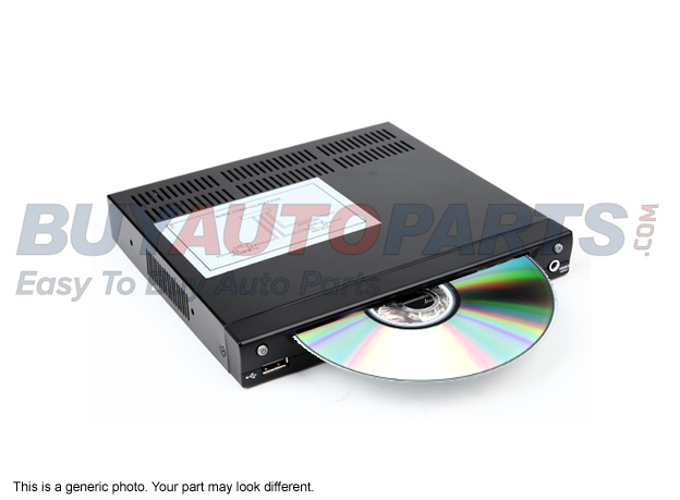 In Dash DVD Players No Screen