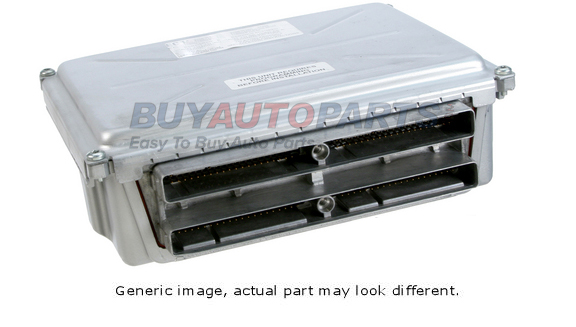 Replacement ECU
