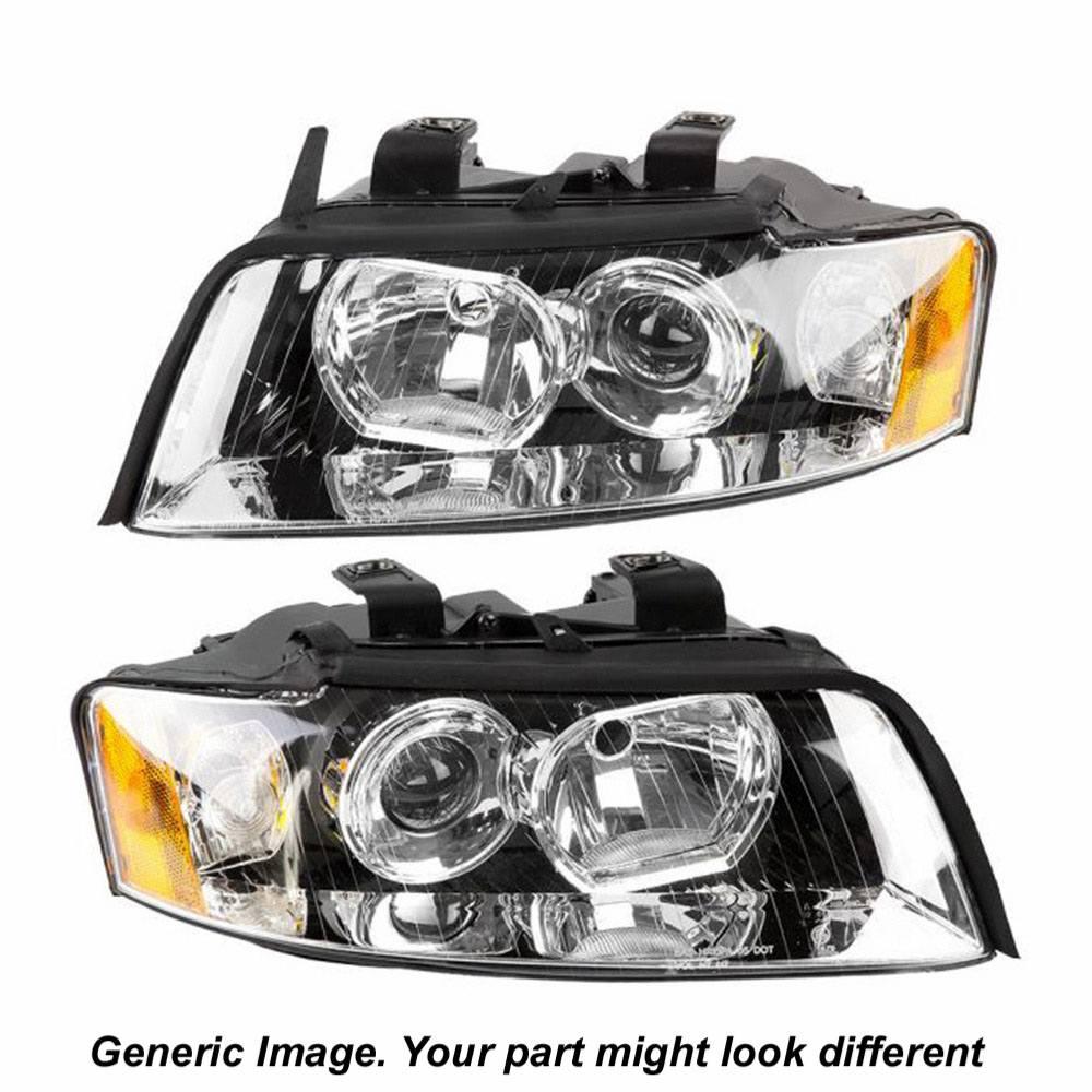 Headlight Assembly Pair