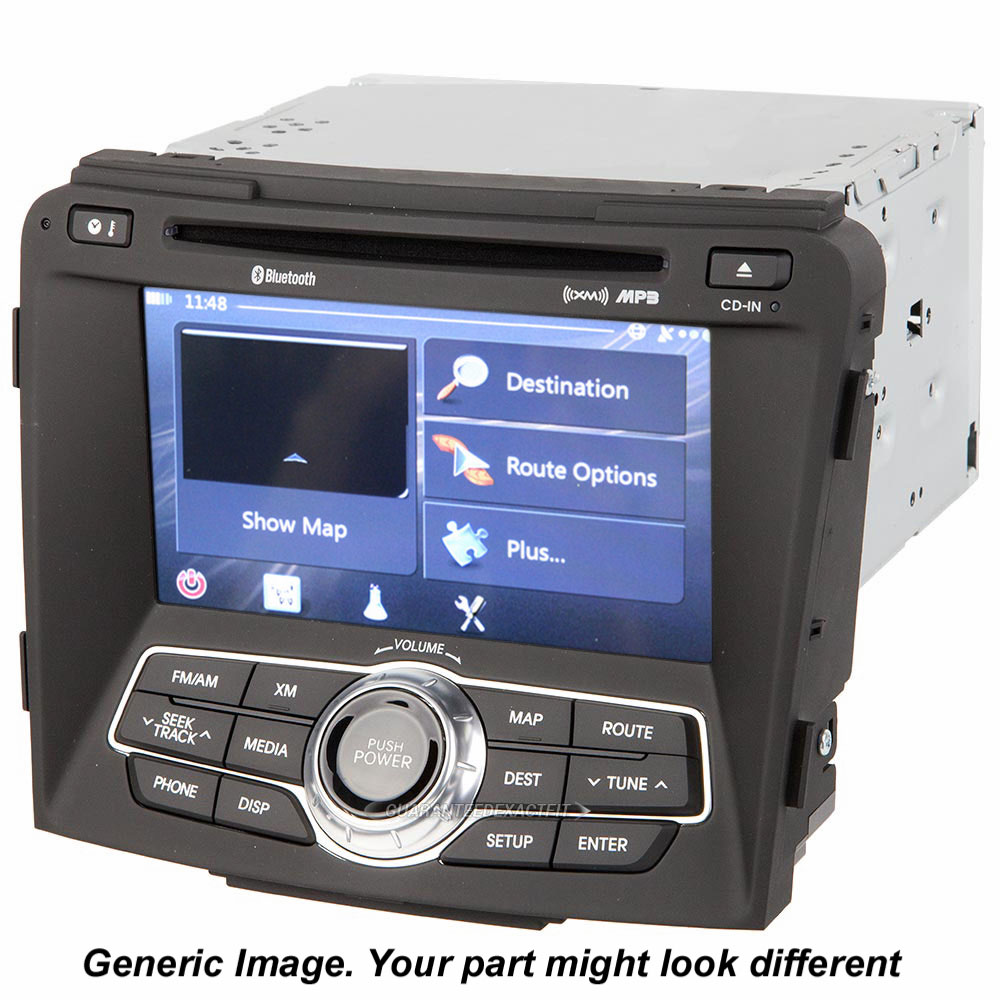 Gps aftermarket in dash