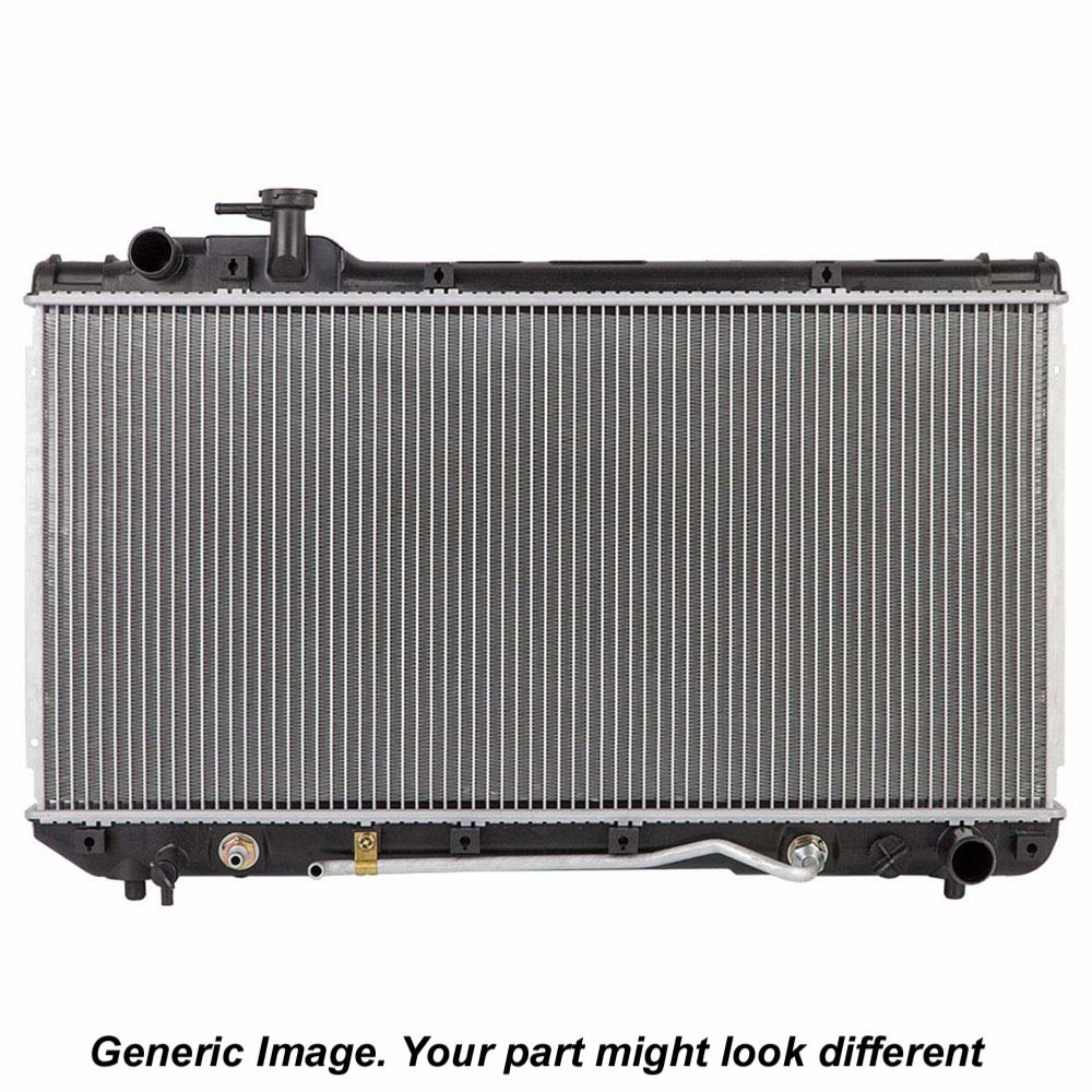 1980 GMC Pick-up Truck Radiator