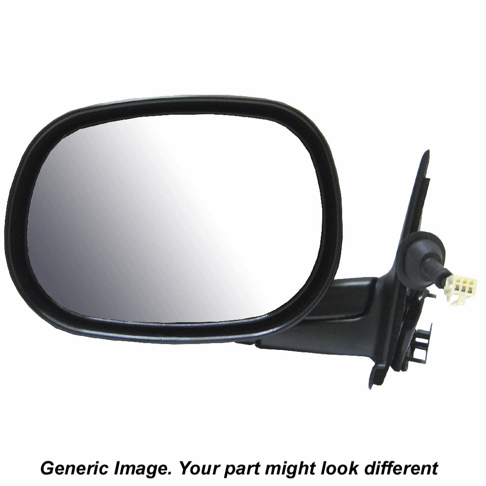 Buick Side View Mirror