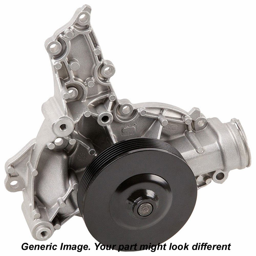 GMC Sonoma Water Pump