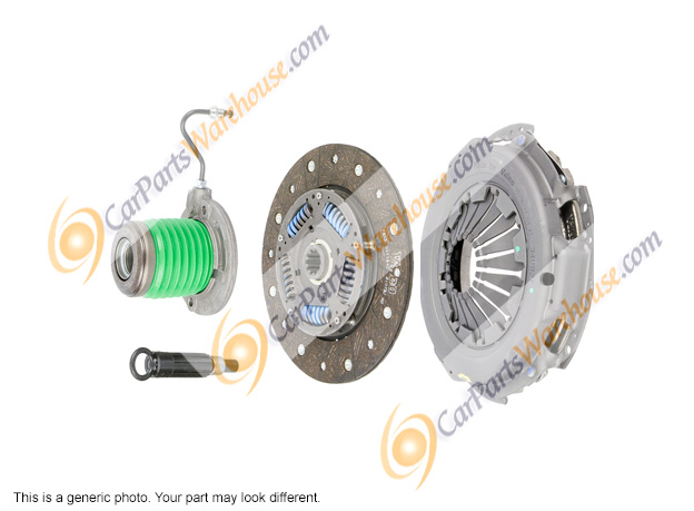 Mercedes_Benz SLK320                         Clutch Kit