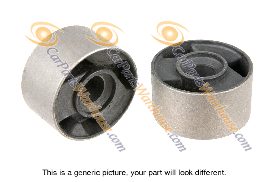 Mercedes_Benz 600SEL                         Control Arm Bushing