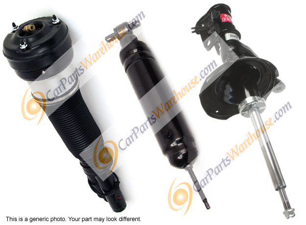 Mercedes_Benz CLK350                         Shock and Strut SetShock and Strut Set