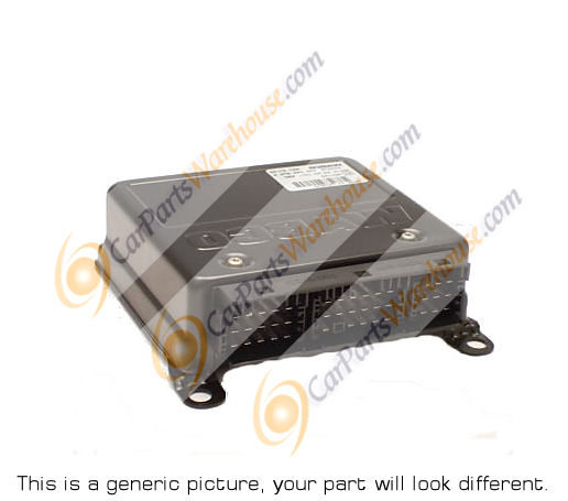Chevrolet Pick-up Truck                  ABS Control Module