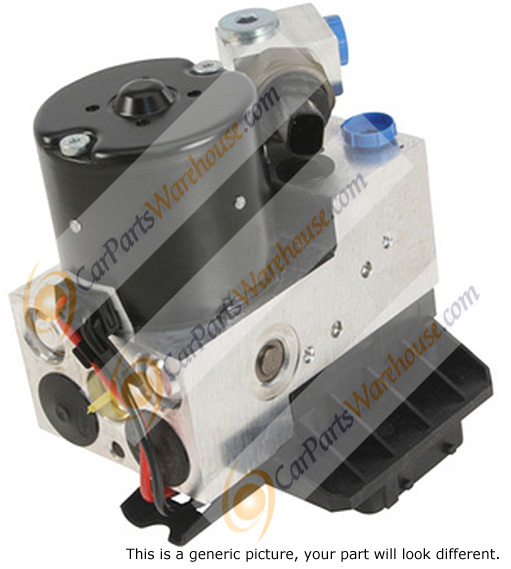 Mercedes_Benz S350                           ABS Pump