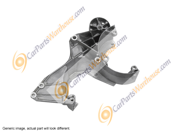 Ford Mustang                        A/C Compressor Bracket