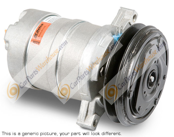 Mercedes_Benz 300D                           A/C Compressor