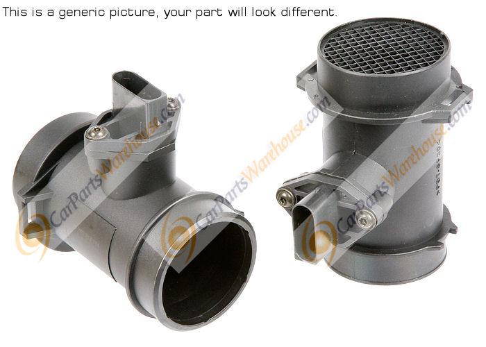 Mercedes_Benz CLK430                         Mass Air Flow MeterMass Air Flow Meter