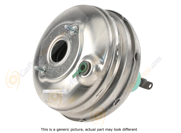 Mercedes_Benz S350                           Brake Booster