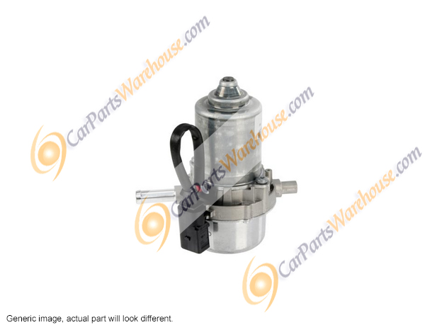 BMW 335d                           Brake Vacuum Pump
