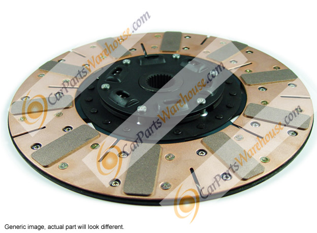 Honda CRX                            Clutch Disc