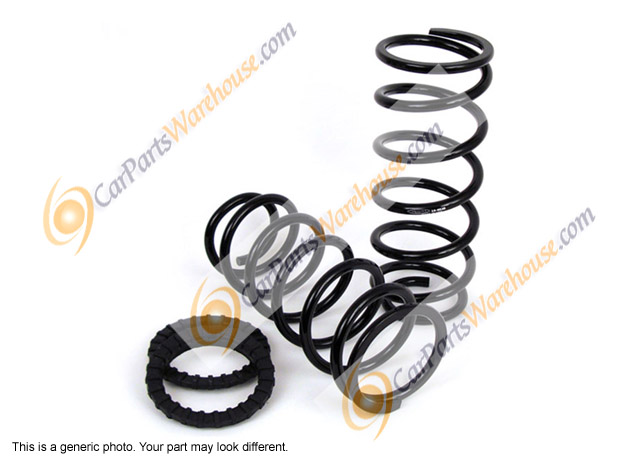 Mercedes_Benz E550                           Coil Spring Conversion Kit