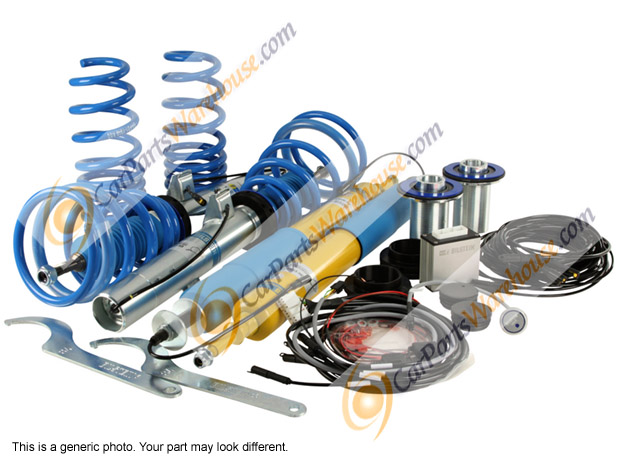 Mercedes_Benz C350                           Coilover Kit