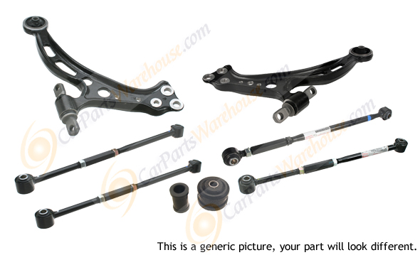 Buick Enclave                        Control Arm Kit