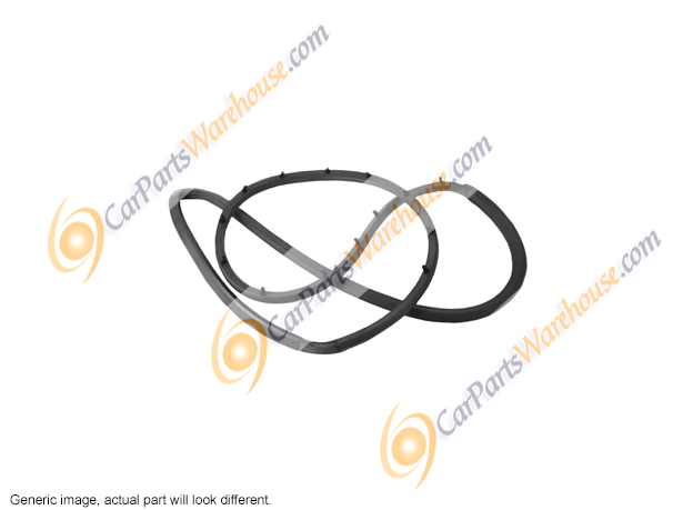 Mercedes_Benz 300SD                          Door Seals