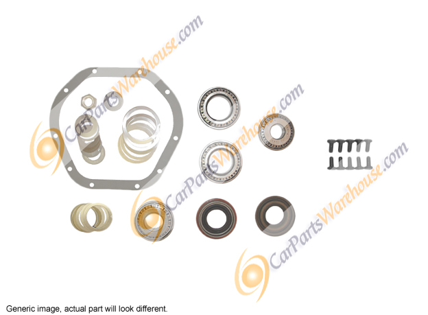 Chevrolet Monte Carlo                    Differential Small Parts and SealsDifferential Small Parts and Seals