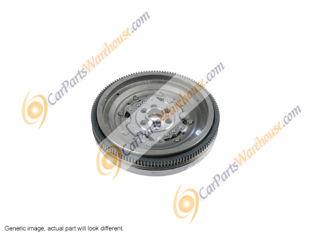 Volkswagen Rabbit                         Dual Mass Flywheel