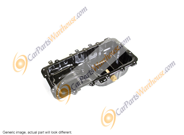 Mercedes_Benz SLK320                         Engine Oil Pan