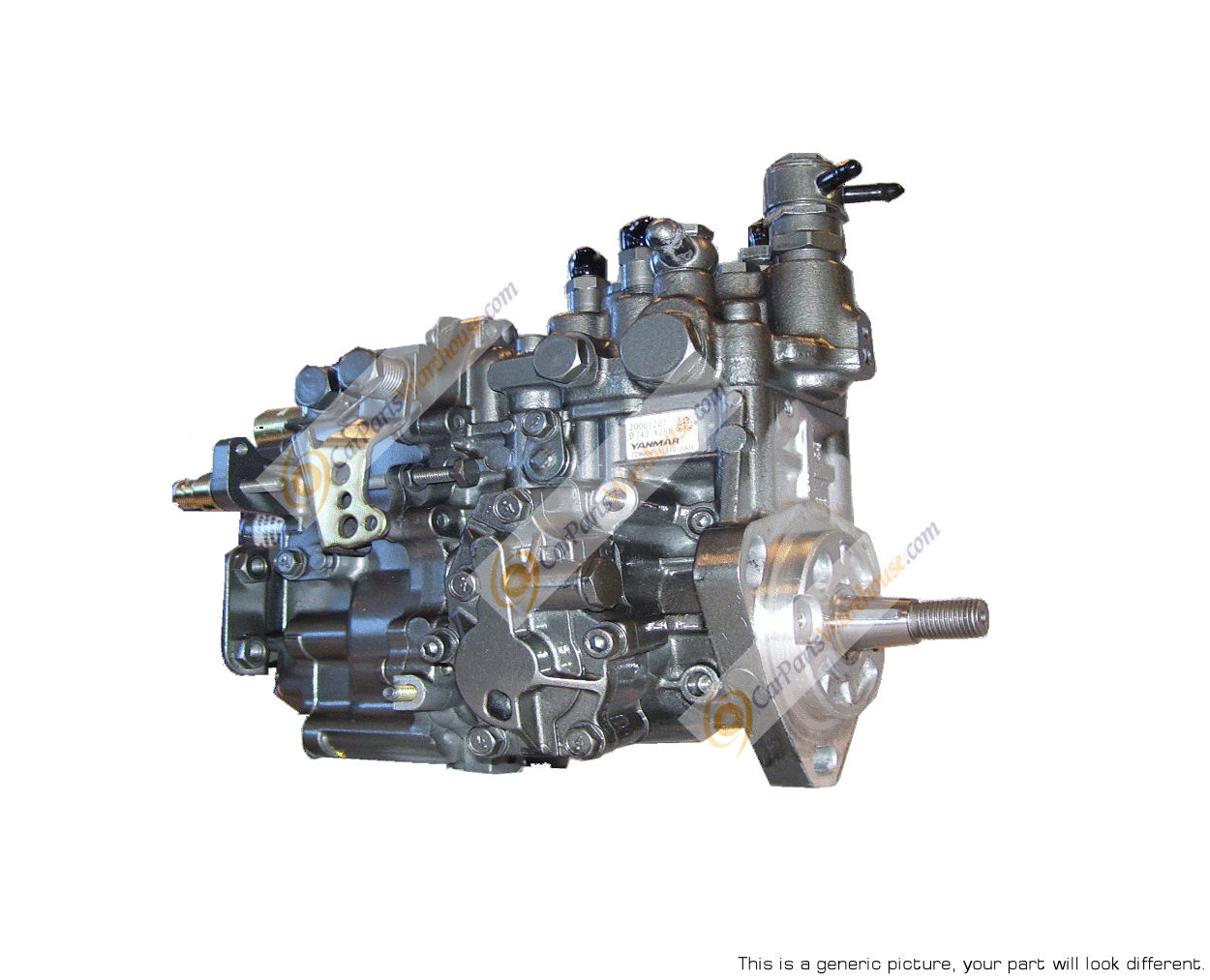 Mercedes_Benz 300CE                          Fuel Pressure Regulator